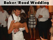 Baker/Rood Wedding