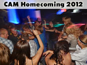 CAM HS Homecoming 2012