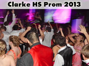 Clarke HS Prom 2013