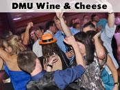 DMU Wine & Cheese 2012