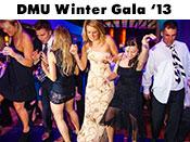 DMU Winter Gala 2013