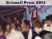 Grinnell HS Prom 2013