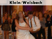 Klein/Weisbach Wedding