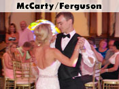 McCarty/Ferguson Wedding