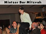 Mintzer Bar Mitzvah