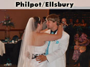 Philpot-Ellsbury Wedding