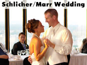 Schlicher/Marr Wedding