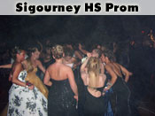 Sigourney High School Senior Prom
