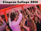 Simpson College Event 2014