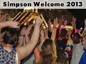 Simpson Welcome Back 2013