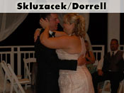 Skluzacek/Dorrell Wedding