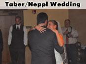 Taber/Neppl Wedding