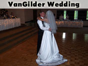 VanGilder/Ewert Wedding Reception