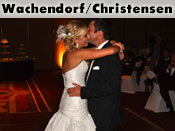 Wachendorf/Christensen Wedding