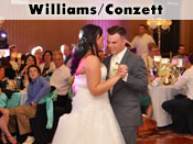 Williams/Conzett Wedding