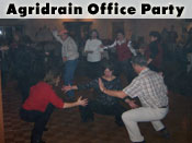 Agridrain Office Party 2004