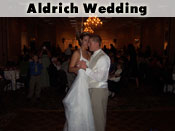 Aldrich/Overturf Wedding Reception