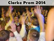 Clarke High Prom 2014