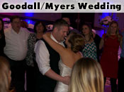 Goodall/Myers Wedding
