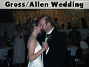 Allen/Gross Wedding Reception