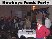 Hawkeye Foods Party - DSM