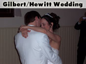 Gilbert/Hewitt Wedding
