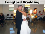 Langford Wedding Reception