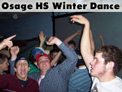 Osage High School Winter Dance