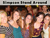 Simpson Stand Around 2014